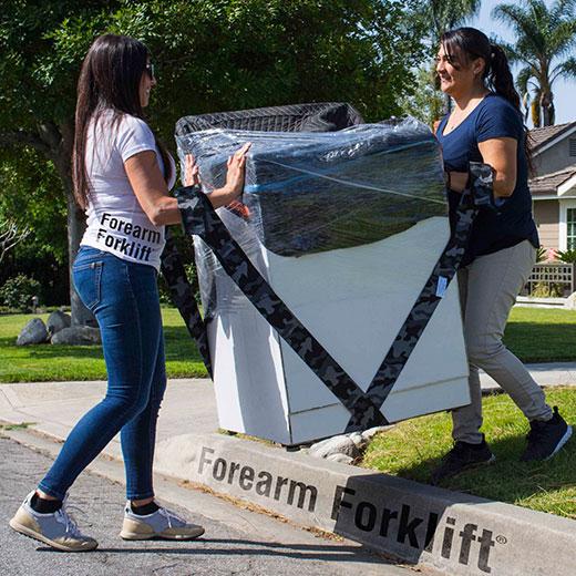 Urban Camo Forearm Forklift Special Edition